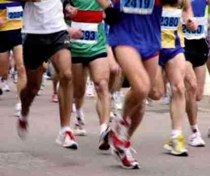 Runners Race 3 iStock_000003197251XSmall